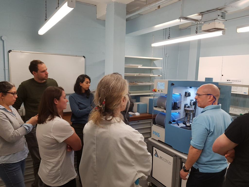 geological thin section workshop